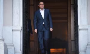 Τσίπρας για την απελευθέρωση της Αθήνας: Χρέος μας ο διαρκής αγώνας ενάντια στο φασισμό