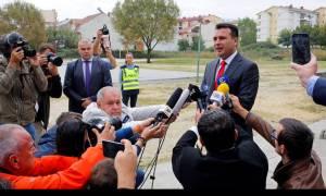 Σκοπιανό: Ο Ζάεφ ζήτησε και πάλι από την αντιπολίτευση να στηρίξει τη Συμφωνία των Πρεσπών