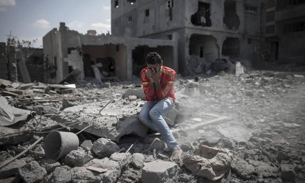 Στο αίμα βάφτηκε πάλι η Γάζα: Ισραηλινοί σκότωσαν επτά Παλαιστίνιους διαδηλωτές (Vid)