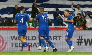 UEFA Nations League – Η βαθμολογία στον όμιλο της Ελλάδας (photo)