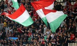 Ελλάδα – Ουγγαρία: «Φωτιά» στις κερκίδες του ΟΑΚΑ (photos)