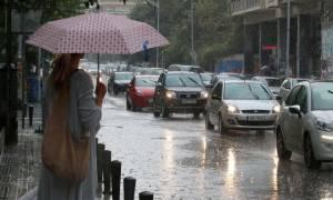 Καιρός: Άστατος ο καιρός το Σαββατοκύριακο - Βροχές, φθινοπωρινές θερμοκρασίες και μποφόρ στα πελάγη