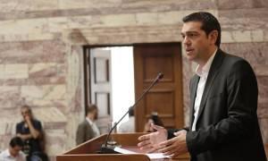 Με ομιλία του πρωθυπουργού «ανοίγει» η ΚΕ του ΣΥΡΙΖΑ