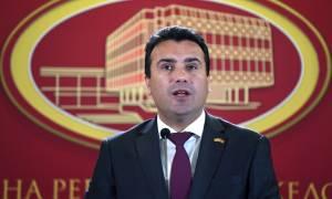 Ζάεφ: Δεν θα υπάρξει καλύτερη συμφωνία από εκείνη των Πρεσπών