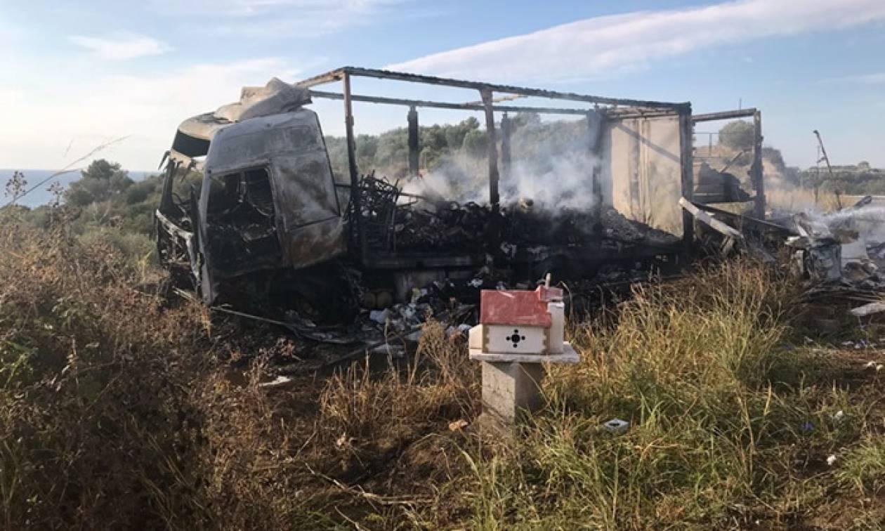 Ασύλληπτη τραγωδία στην Καβάλα: 11 νεκροί σε τροχαίο δυστύχημα (pics&vid)