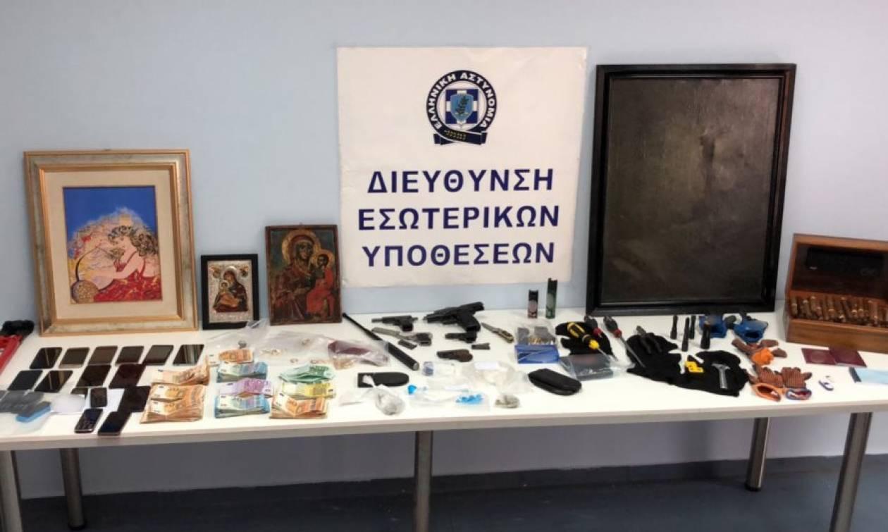 Σε διαθεσιμότητα οι δύο αστυνομικοί του κυκλώματος ναρκωτικών - Διατάχθηκε ΕΔΕ