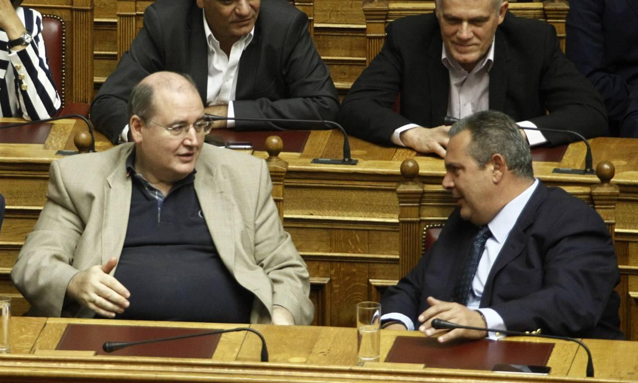 Πάνος Καμμένος: Από… καρικατούρα μέχρι «εφιαλτική εμπειρία» στην ΚΕ του ΣΥΡΙΖΑ