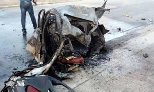 Σπαραγμός και οδύνη σε Καβάλα και Δράμα για το φρικιαστικό θάνατο των δύο νέων (pics)
