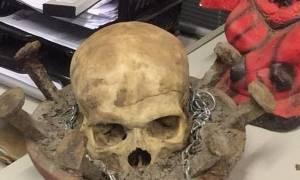 Φρίκη: Σατανιστές διαμέλισαν και «θυσίασαν» τέσσερις ανθρώπους για να... κερδίσουν το λαχείο! (pics)