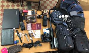 Ρόδος: Εξαρθρώθηκε συμμορία που διέπραττε κλοπές από δωμάτια ξενοδοχείων