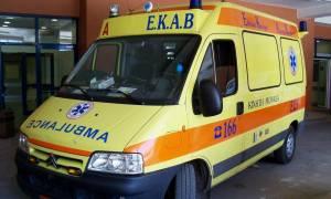 Ηράκλειο: Ηλικιωμένος παρασύρθηκε από μηχανάκι