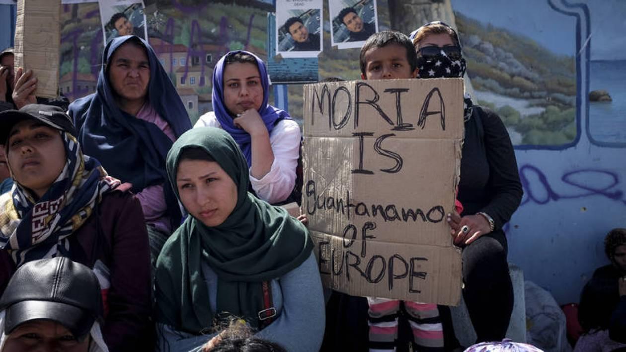 Άρθρο - «φωτιά» του Newsweek: Ανησυχία για βιασμούς παιδιών στη Μόρια