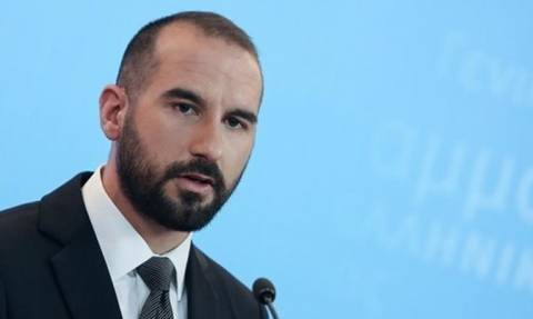Salary is the reason of social conflict in Europe, Tzanakopoulos says