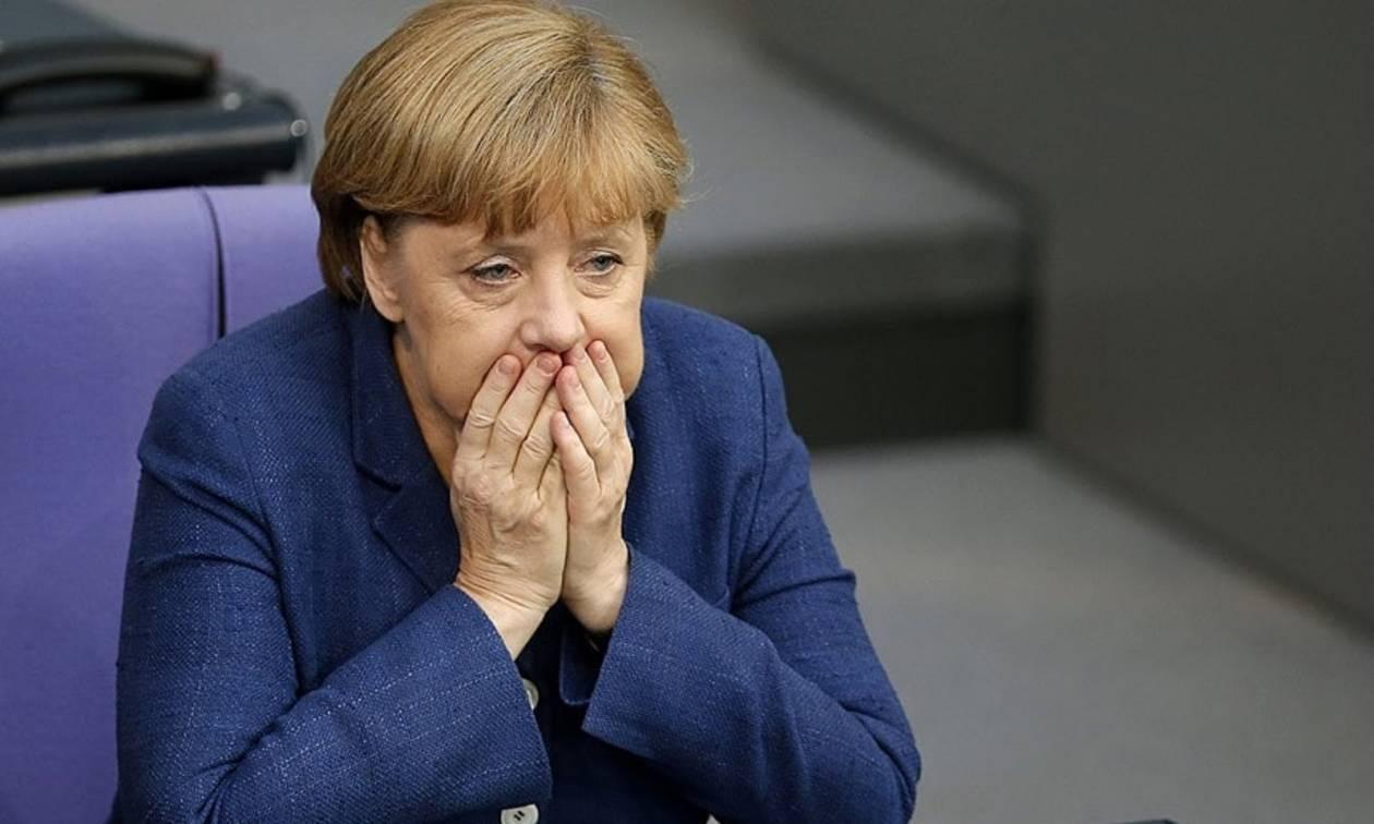 «Πανωλεθρία» Μέρκελ στη Βαυαρία: Βουτιά 12 μονάδων κατέγραψε το CSU στις εκλογές