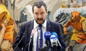 Σαλβίνι για τις εκλογές στη Βαυαρία: «Arrivederci Μέρκελ, Σουλτς και Γιούνκερ»