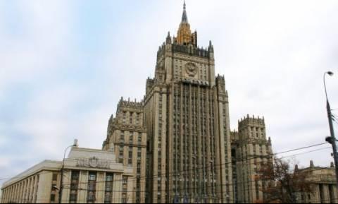 В МИД РФ назвали абсурдными обвинения России в попытке организации переворота в Черногории