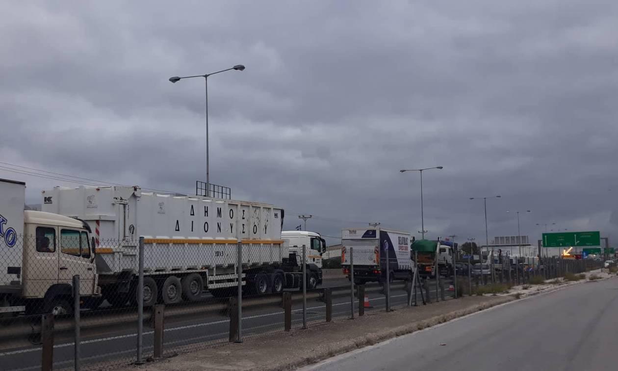Κίνηση στους δρόμους: Κυκλοφοριακό «έμφραγμα» στον Κηφισό – Ποια σημεία να αποφύγετε
