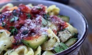 Η συνταγή της ημέρας: Τορτελίνια με λαχανικά