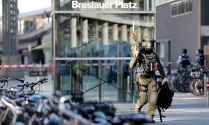 Συναγερμός στη Γερμανία: Ομηρία κοντά σε σιδηροδρομικό σταθμό στην Κολωνία (pics)