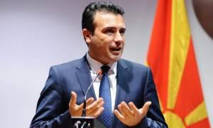 Σκοπιανό - Ύστατη έκκληση Ζάεφ στη Βουλή: «Ψηφίστε υπέρ, γιατί κρίνεται η ένταξη σε ΝΑΤΟ - ΕΕ»
