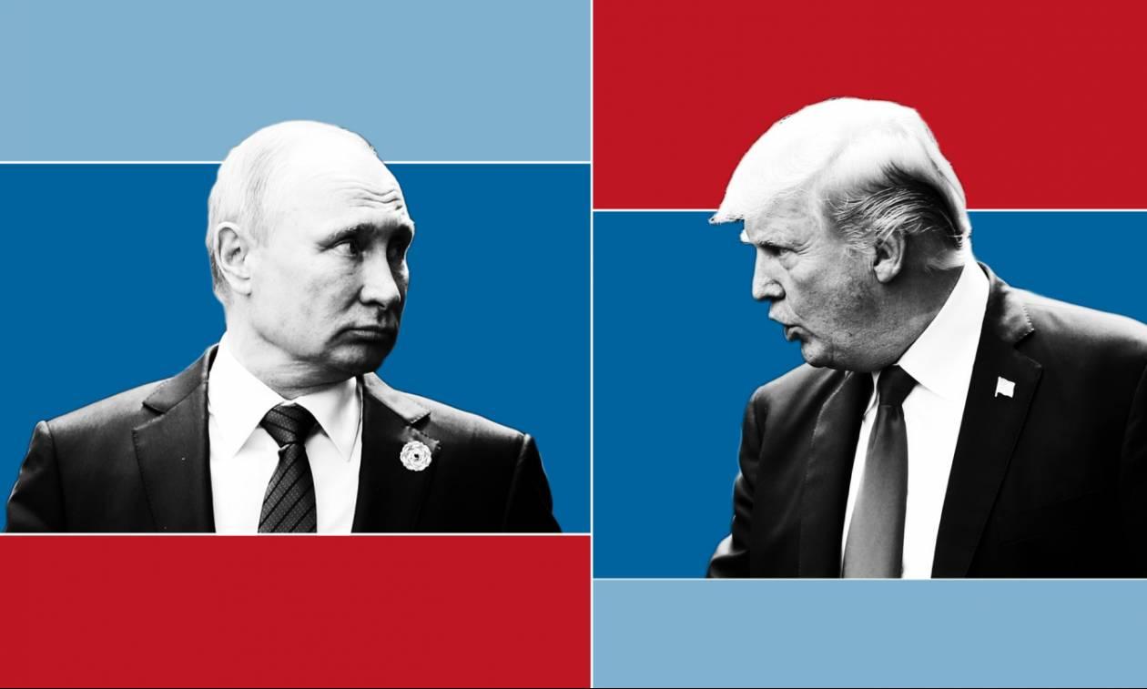Σε «λεπτή κλωστή» οι σχέσεις ΗΠΑ - Ρωσίας: Ο Τραμπ υπονόησε ότι ο Πούτιν εμπλέκεται σε δολοφονίες