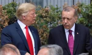 Νέο «χαστούκι» Τραμπ σε Ερντογάν: «Δεν αποσύρω τις κυρώσεις των ΗΠΑ κατά της Τουρκίας» (Vid)