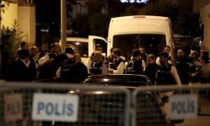 Υπόθεση Κασόγκι: Χαράματα έφυγαν από το σαουδαραβικό προξενείο οι Τούρκοι αστυνομικοί (pics+vid)
