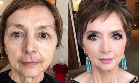 Γυναίκες πριν και μετά το μακιγιάζ: Η μεταμόρφωσή τους είναι απίστευτη (pics)