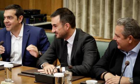 PM Tsipras to chair cabinet meeting