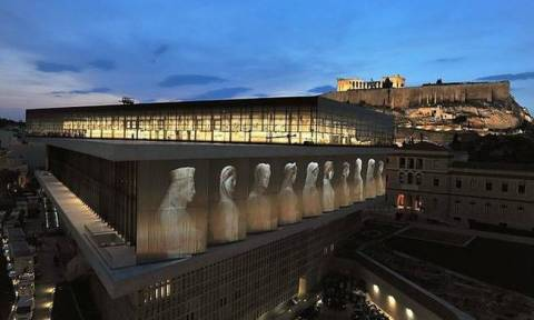 """Free entrance to Acropolis Museum on Oct. 28, including """"Forbidden City' exhibition"""