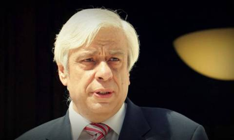 President Pavlopoulos addresses conference in Cyprus