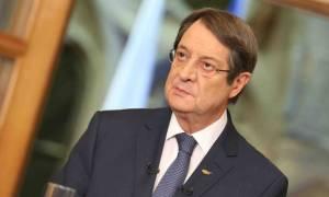 Αναστασιάδης για Κυπριακό: Έκκληση για συζήτηση ειδικών για ομοσπονδία-συνομοσπονδία