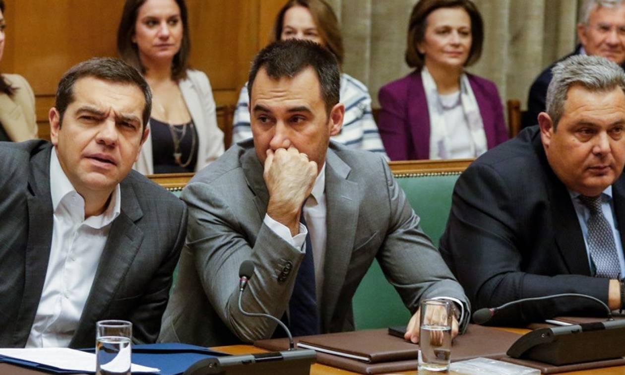 Τσίπρας σε Καμμένο και υπουργούς: Δεσμευτείτε ότι δεν θα ρίξετε την κυβέρνηση για το Σκοπιανό