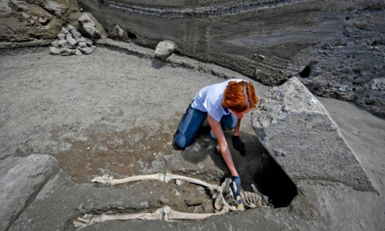 Εντυπωσιακή ανακάλυψη ανατρέπει όσα γνωρίζαμε για την καταστροφή της Πομπηίας από τον Βεζούβιο