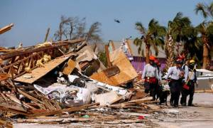 ΗΠΑ: Τους 30 έφτασαν οι νεκροί του τυφώνα Μάικλ