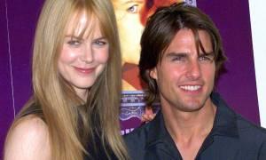 H Nicole Kidman έκανε την πιο σοκαριστική αποκάλυψη για το γάμο με τον Tom Cruise