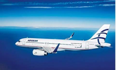 Греческая Aegean вошла в пятерку лучших авиакомпаний мира