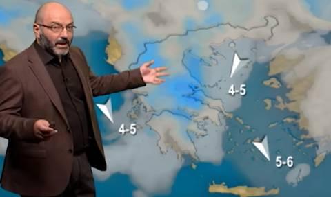 Αλλάζει ο καιρός από την Κυριακή και... χειμωνιάζει σύντομα (video)
