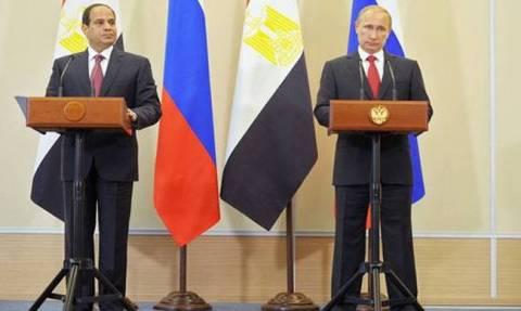 Η Ρωσία προσκαλεί την Κύπρο σε ρωσο-αιγυπτιακή αντιτρομοκρατική άσκηση