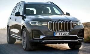 Αυτοκίνητο: H ολοκαίνουργια X7 είναι το μεγαλύτερο και πολυτελέστερο SUV της BMW