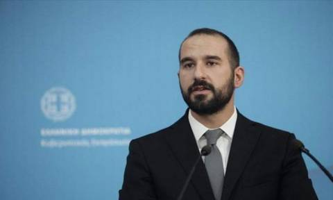Tzanakopoulos: Gov't seeks to strengthen economy and support society