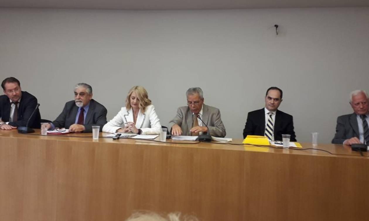 Παμμακεδονική Συνομοσπονδία: Εθνική συνδιάσκεψη στο ιστορικό κτήριο της Παλαιάς Βουλής