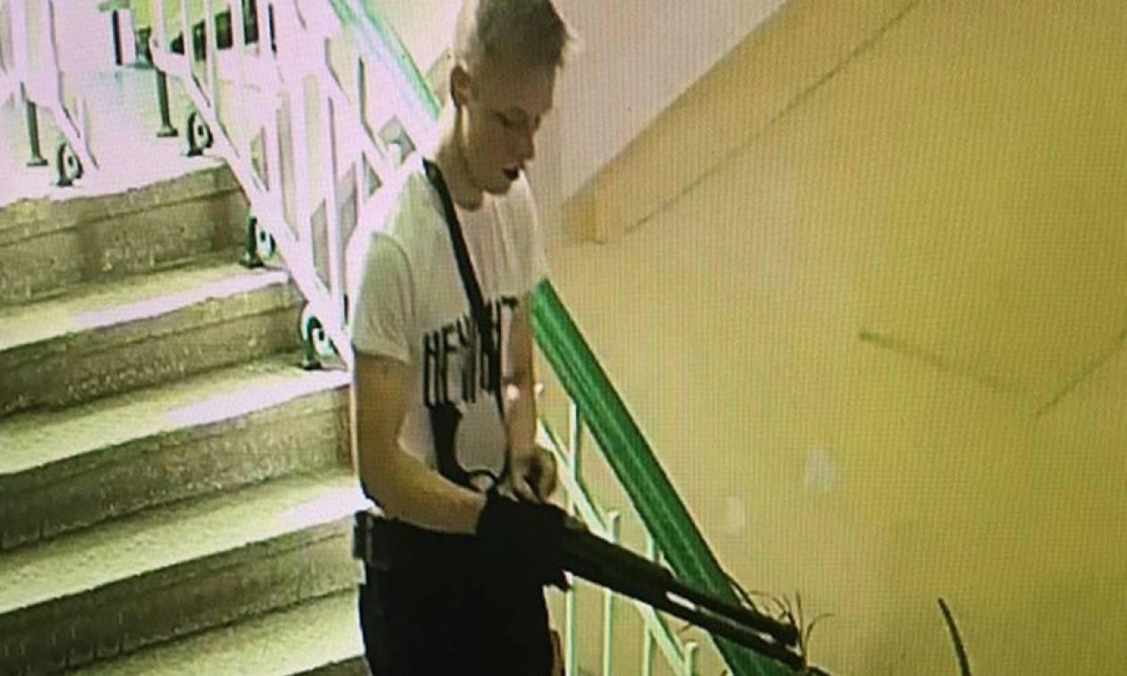 «Βλέπαμε πτώματα παντού»: Αυτός είναι δράστης του μακελειού στο κολλέγιο της Κριμαίας (Vid)