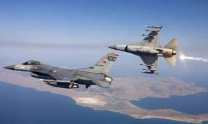 Συναγερμός στο Αιγαίο: Νέες τουρκικές παραβιάσεις πάνω από το Αιγαίο
