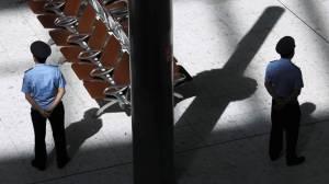 Η ξεκαρδιστική σύλληψη εγκληματία που έγινε viral