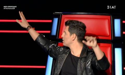 The Voice: Σάκης Ρουβάς: «Ένα λεπτό, ένα λεπτό παιδιά να ξεκαθαρίσουμε ότι…»