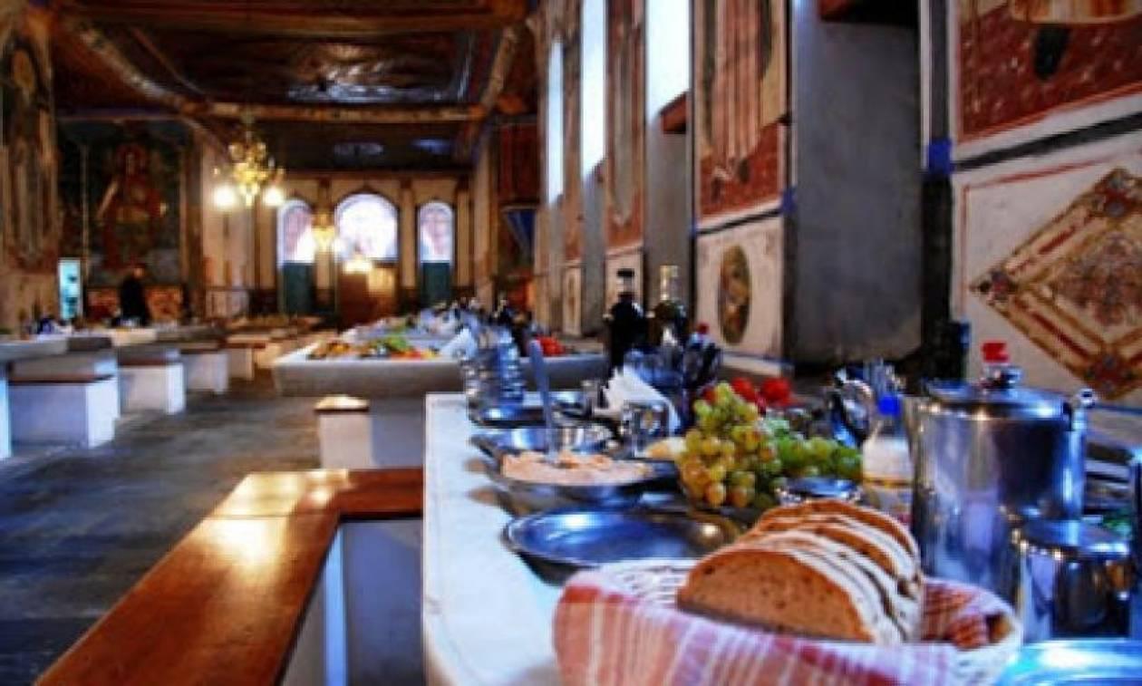 Τι τρώνε οι μοναχοί στο Άγιο Όρος;