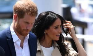 Πρίγκιπας Χάρι και Μέγκαν Μαρκλ έφαγαν ψητό... καγκουρό στην Αυστραλία!