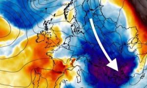Καιρός: Αυξάνονται οι πιθανότητες για ψυχρή εισβολή στην Ελλάδα ανήμερα του Αγίου Δημητρίου (photos)