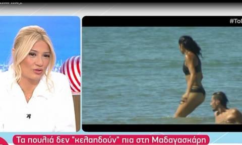 Nomads 2: Εντάσεις, καβγάδες και… η σέξι διάθεση της Αλεξανδράκη